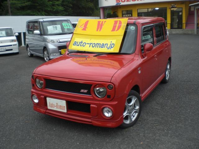 スズキ SS ターボ 5速MT 4WD