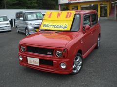アルトラパンSS ターボ 5速MT 4WD