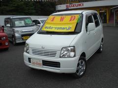 ワゴンRA 5速MT 4WD
