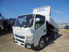 キャンター未稼働車 2tダンプ 極東 TPG−FBA60