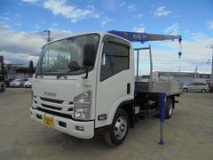エルフトラック小型クレーン付 タダノ4段 ラジコン TRG−NPR85AR