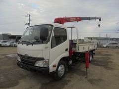 ダイナトラック小型クレーン付 ユニック4段 ラジコン TKG−XZU650