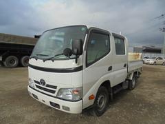 ダイナトラックWキャブ フルタイム4WD LDF−KDY281