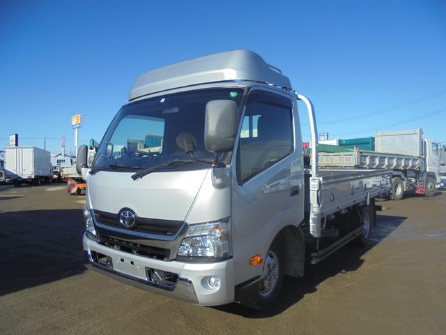 トヨタ 3t平ボデー 切替4WD TKG-XZU775
