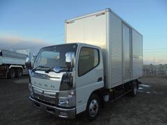 キャンター未稼働車 アルミバン TPG−FEA50