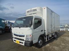 キャンター冷凍冷蔵車 菱重冷凍機低温 格納ゲート TPG−FEB80