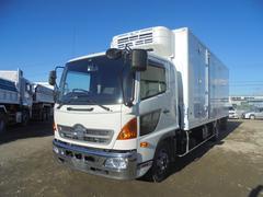 レンジャー冷凍冷蔵車 リアエアサス 東プレ低温 TKG−FD7JLAG