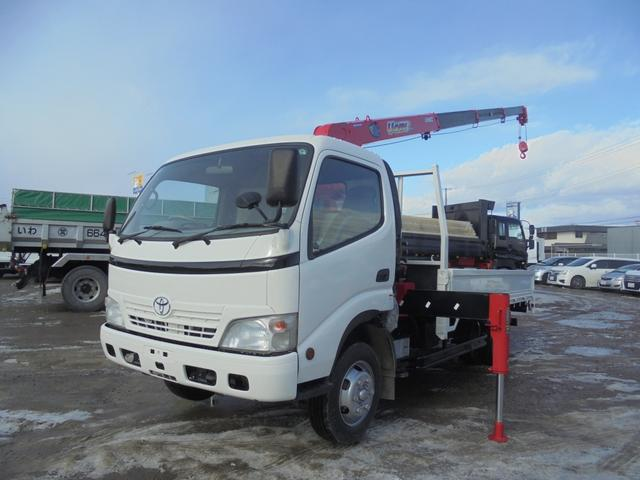 トヨタ 2tクレーン付 ユニック4段 ラジコン BDG-XZU414