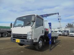 エルフトラック小型セルフクレーン ラジコン PKG−NPR75N