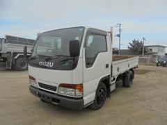 エルフトラック2t平ボデー アオリフック4個 KC−NKR66EA