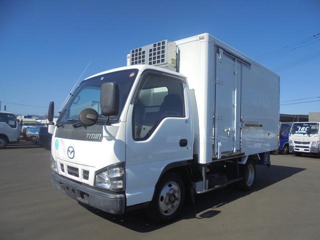 マツダ 2t冷蔵冷凍車 東プレ低温 スムーサー PB-LKR81AN