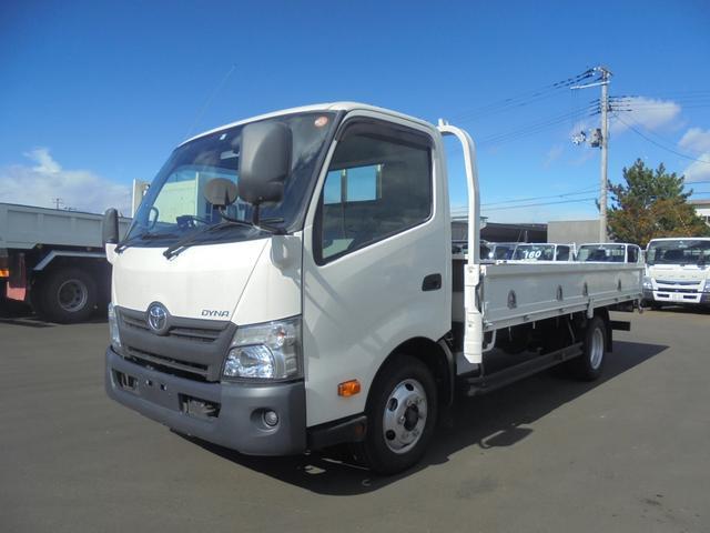 トヨタ 小型平ボデー セイコラック2個 TKG-XZU710