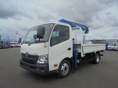 ダイナトラック2tクレーン付 タダノ4段 ラジコン TKG−XZU710