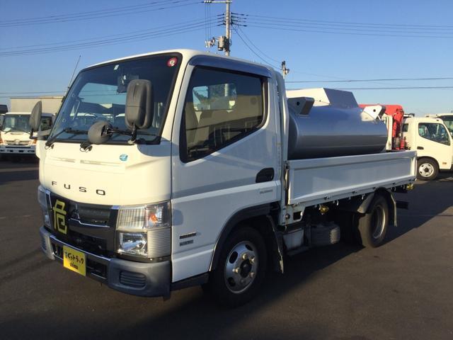 三菱ふそう 日本エンジニアサービス製 灯油1.9キロリットル