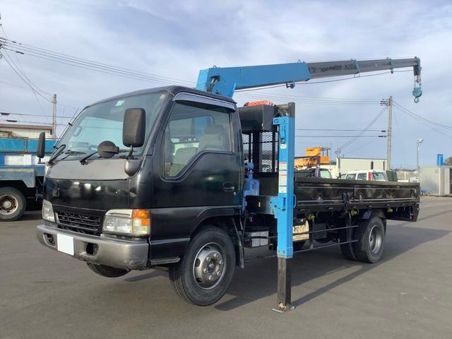 日産 アトラストラック  セルフクレーン タダノ4段 2.63t ZF264SL ロープ穴6個