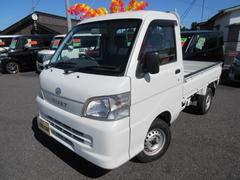 ハイゼットトラック農用スペシャル エアコン パワステ 作業灯 4WD