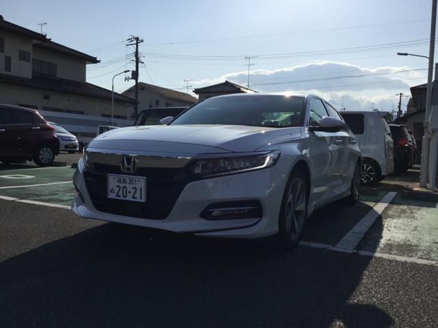 アコード(ホンダ) EX EX(5名) 中古車画像