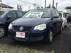 VW ポロ1.4 コンフォートライン TV ナビ ワンオーナー