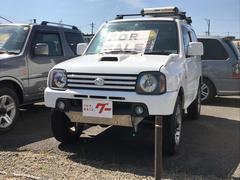 AZオフロードXC ターボ アルミ ルーフレール 4WD CD