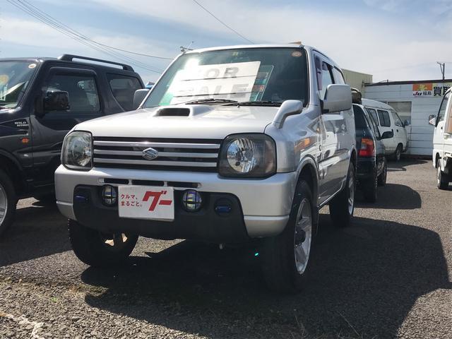 スズキ XG 4WD 4AT ターボ アルミ