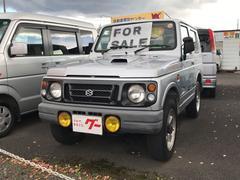 ジムニーワイルドウインド 軽自動車 4WD MT