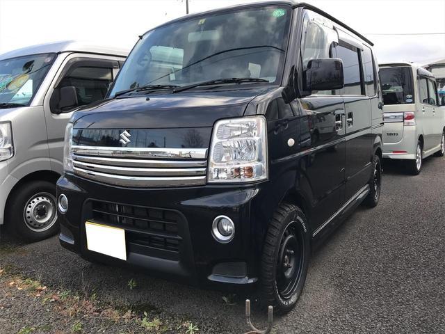 スズキ PZターボ 4WD AC キーレスキー 衝突安全ボディ ETC付き 盗難防止システム
