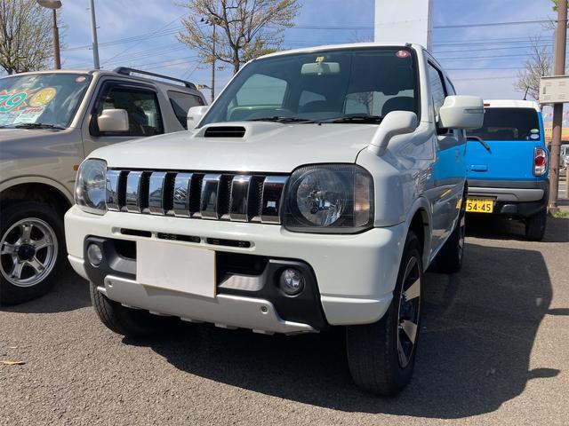 スズキ クロスアドベンチャーXC パートタイム4WD ナビTV CDオーディオ キーレスエントリー ABS