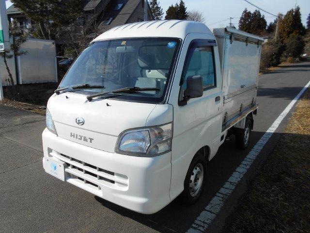 ダイハツ  4WD 冷凍移動販売車 -5°