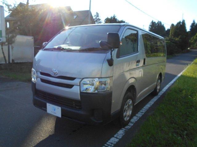 トヨタ ロングDX 4WD DXロングボディ ディーゼルターボ