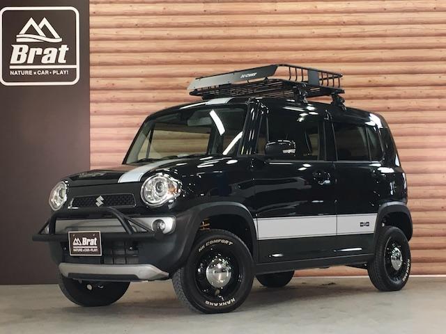 スズキ Xターボ4WD新品ホワイトレターリフトUPディーラーOPナビ