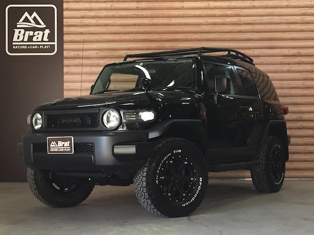 トヨタ ブラックカラーPKG MK-56 リフトUP ブラック塗装