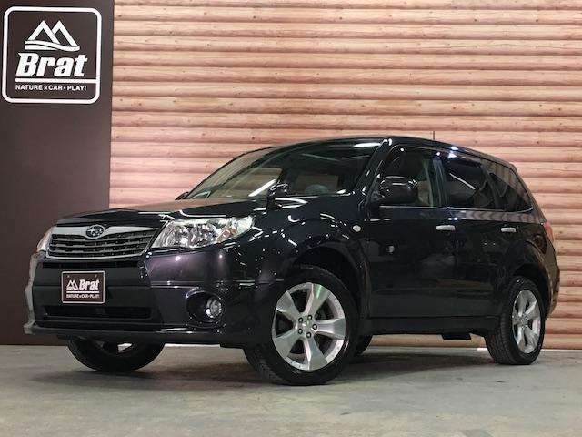 スバル 4WD サンルーフ HDDナビ シートヒーター ETC