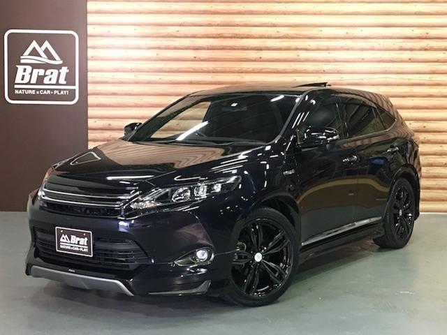 トヨタ プレミアム ムーンルーフ モデリスタ アルパイン9型SDナビ