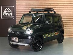 ハスラーX 4WD リフトアップ デュアルカメラブレーキサポート