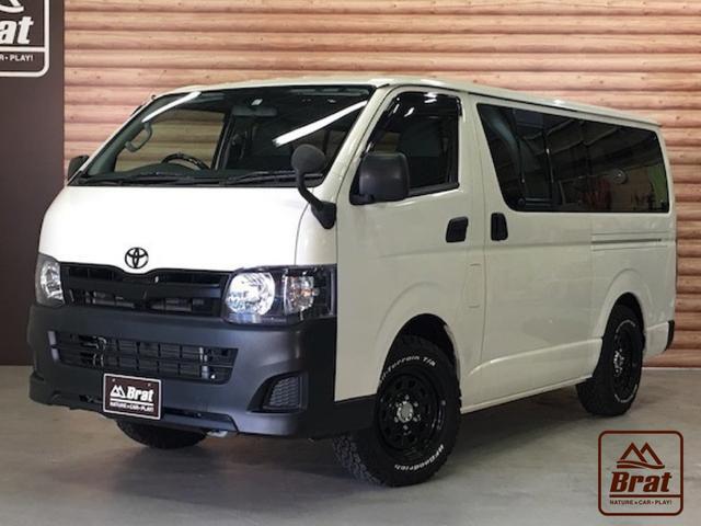 トヨタ DX ディーゼル4WD/SDナビ/デイトナ16インチホイール