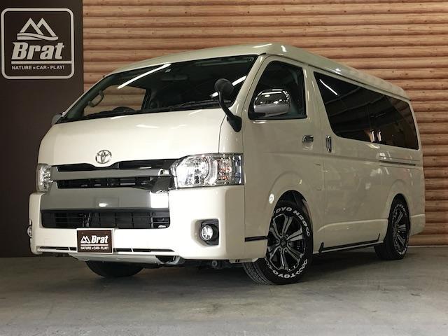 トヨタ GL/ファインテックツアラー/特別架装車/4WD/10名/