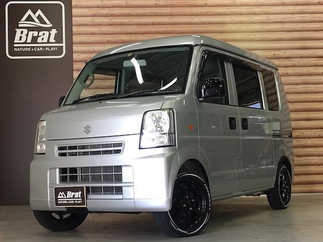 スズキ ジョイン 4WD 新品14AWセット ハイルーフ キーレス
