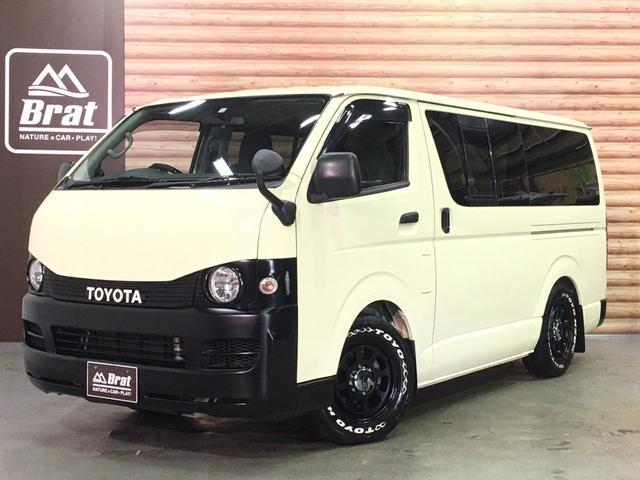 トヨタ ロングDX 4WD 丸目換装カスタム 新品クッスンホイールズデイトナ16AW 新品トーヨーH20 ローダウン1.5インチ LEDテール 純正仕様ドアミラー インテリアパネル ブラックトリム リアスポイラー