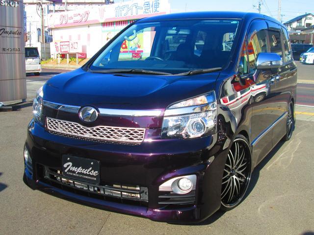 トヨタ ZS 煌 20AWフルタップ車高調HDDナビTV両側電動ドア