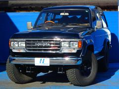 ランドクルーザー60VX 4WD 希少車