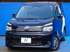 ヴォクシーX Lエディション 4WD 1セグ純正SDナビ HID