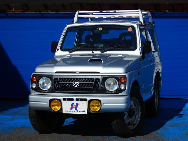 スズキ ランドベンチャー 4WD 5MT ETC