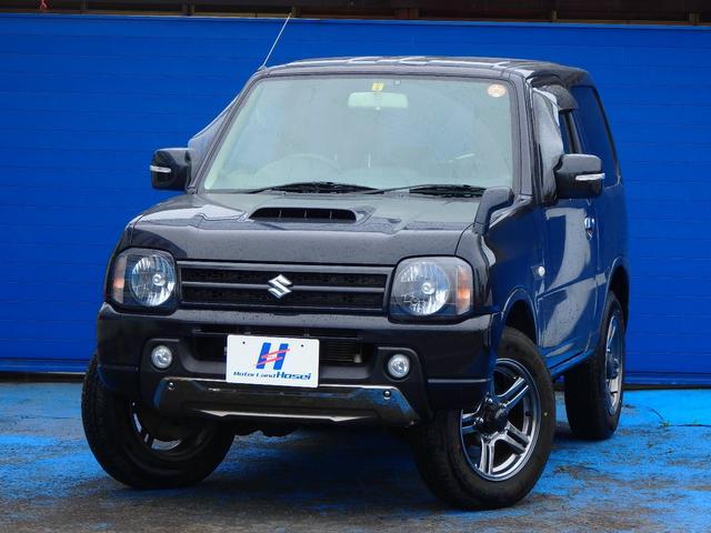 スズキ ランドベンチャー 4WD 1セグ社外ナビ ETC HID