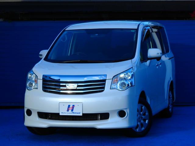 トヨタ X スマートエディション 1セグ純正SDナビ ETC HID