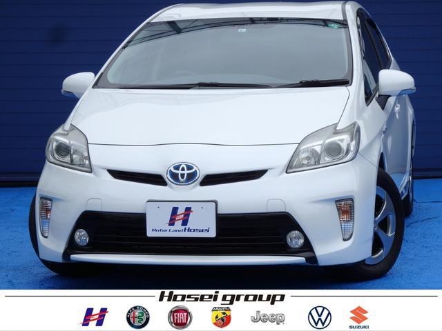 トヨタ Sマイコーデ 純正HDDナビ HID レザー調シート 横滑り防止 純正15AW ETC
