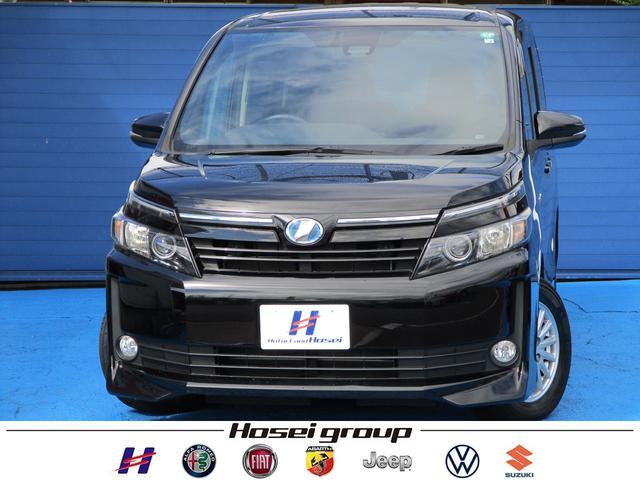 トヨタ ハイブリッドV 純正SDナビ LED 衝突軽減ブレーキ 左側パワースライドドア シートヒーター ETC