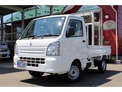 キャリイトラックKCエアコン・パワステ 4WD 登録済み未使用車