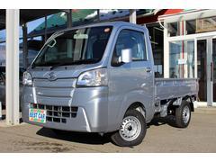 ハイゼットトラックスタンダード 4WD 登録済み未使用車 エアコン パワステ