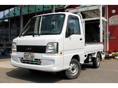 サンバートラックTB 4WD 運転席エアバック