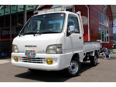 サンバートラックTC 4WD エアコン パワステ